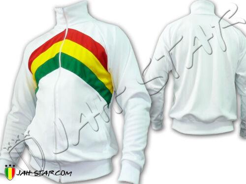 carta geografica rotaia Kosciuszko  Rasta Jacket Jacke Felpa Rastafari Jah ! FIT SMALL ! | eBay | Jackets, Real  leather jacket, Yellow t shirt
