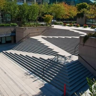 escada acessibilidade