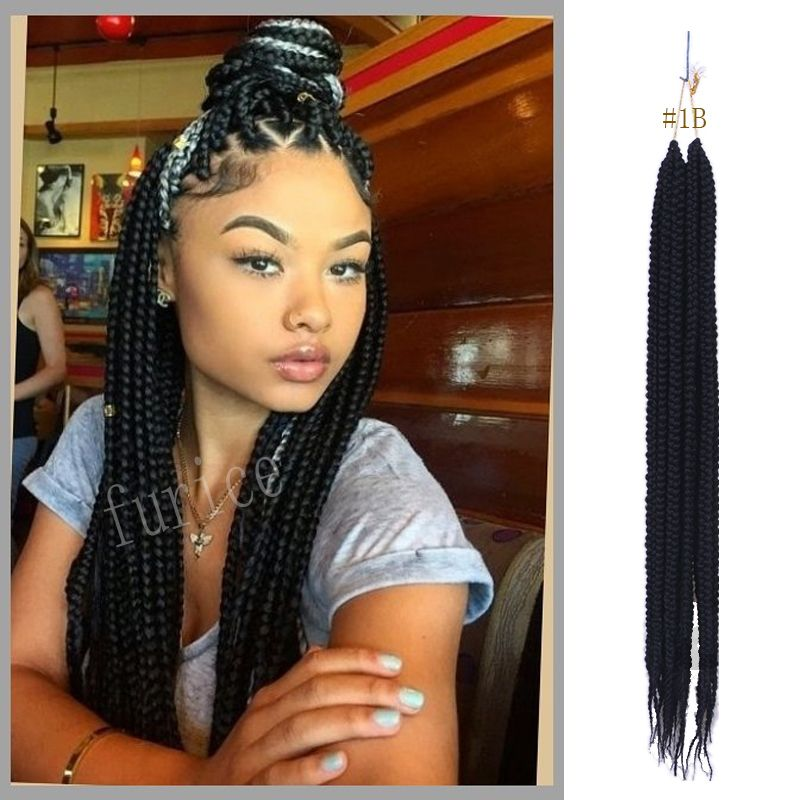 Crochet box braids hair brown synthetic braiding extensions crochet box braids hair brown synthetic braiding extensions crochet medium 3s box braids hair crotchet18 pmusecretfo Image collections
