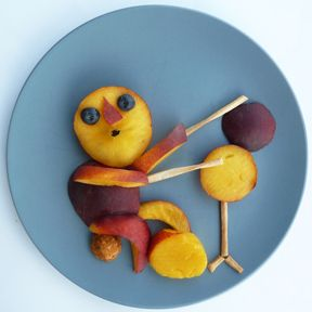 Music & Food Affect Your Mood « Funny Food Art