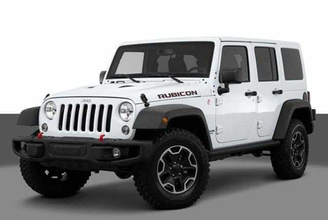 The 2017 Jeep Wrangler Rubicon Hard Rock Excels As The Trustworthy