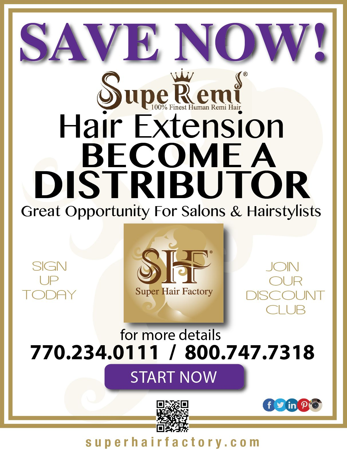 Become A Human Hair Extension Distributor Save Now For More