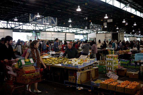 Paddy's Organic Market Flemington