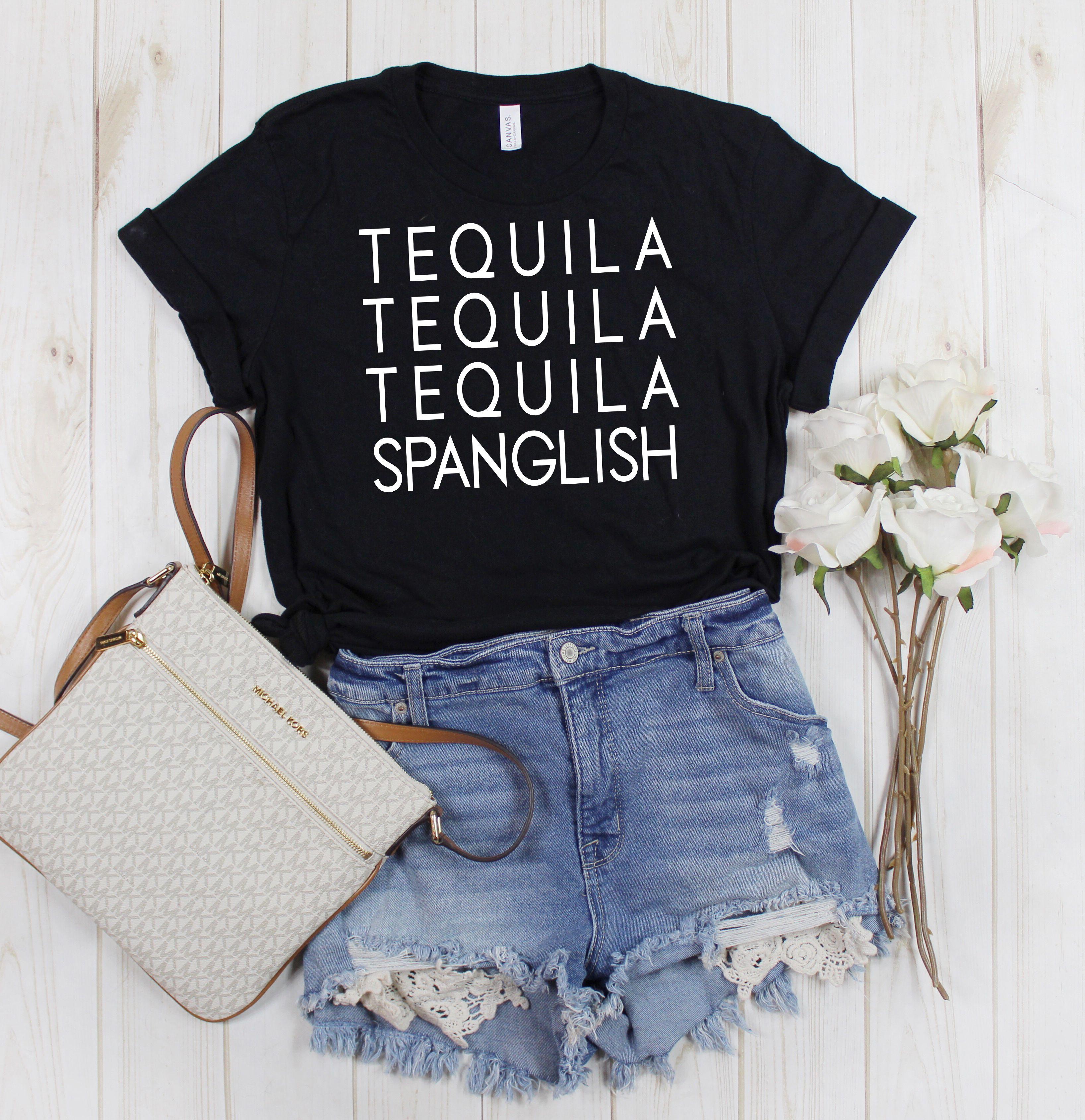 Cinco de mayo funny tequila t shirt fiesta shirt cinco de