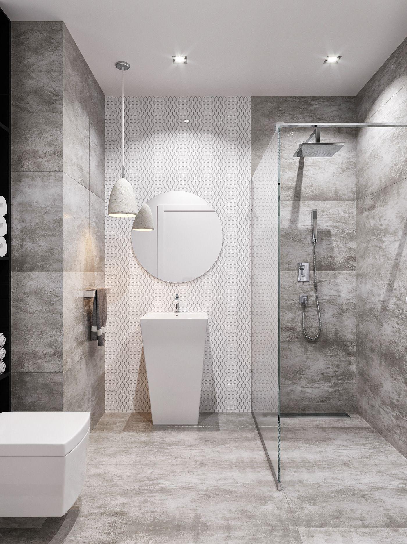 浴室設計 精選48款浴室設計實例照片分享 衛浴乾溼分離設計推薦 天天