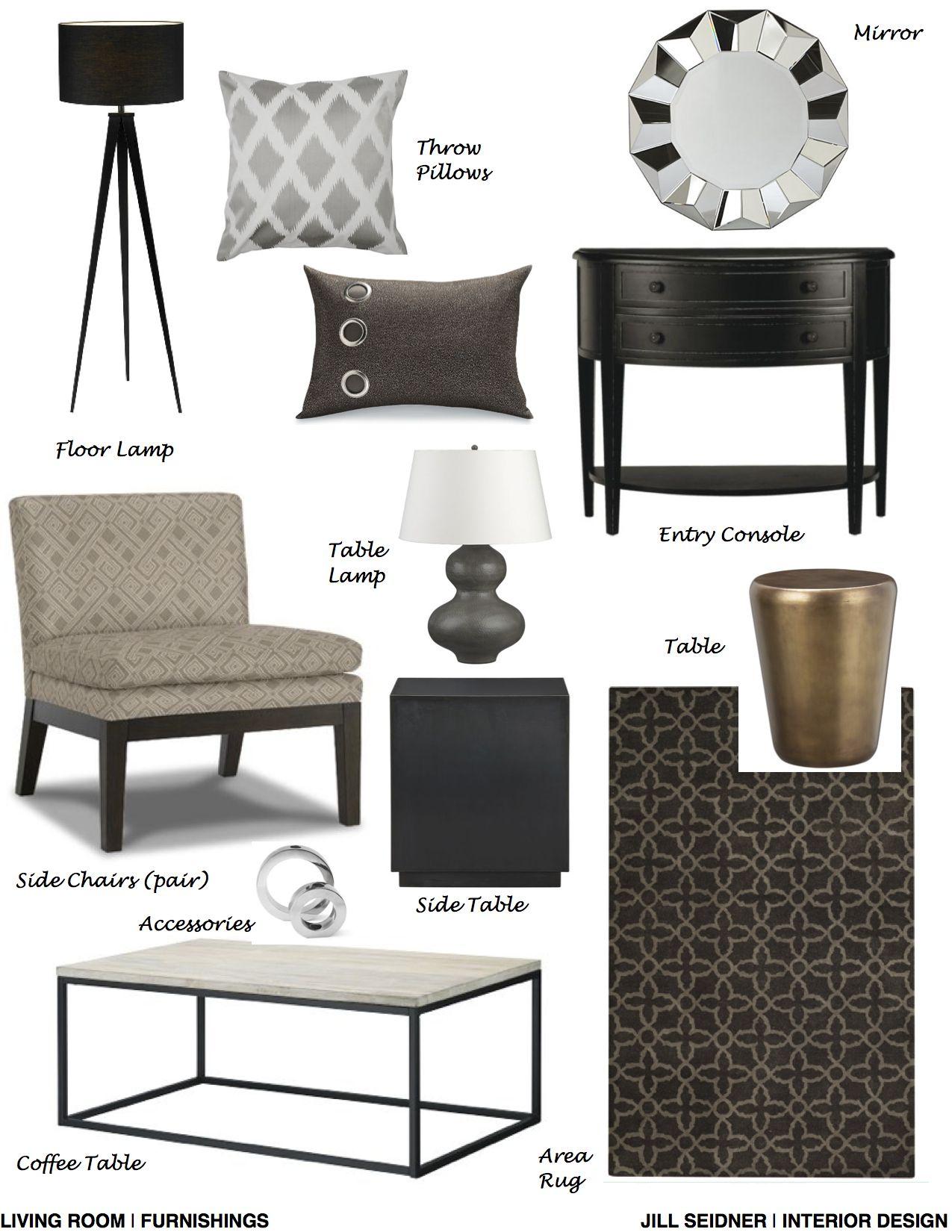 Help Designing A Room: Los Angeles, CA Online Design Project Living Room