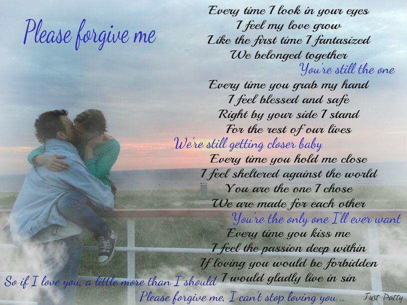 Please+Forgive+Me+Poems | Please Forgive Me Poems Please ...