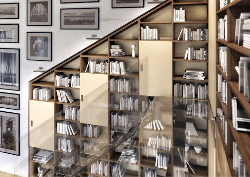 Mazzali Mobili ~ Mazzali mobili great use of wallspace along the stairs