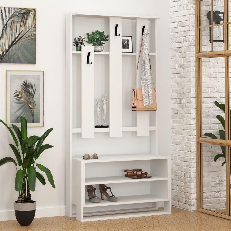 Achat Meuble D Entree Blanc Pas Cher Interdit Au Public En 2020 Meuble Entree Meuble Design Mobilier De Salon