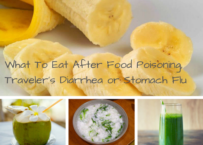 Foods To Eat After Diarrhea Bug