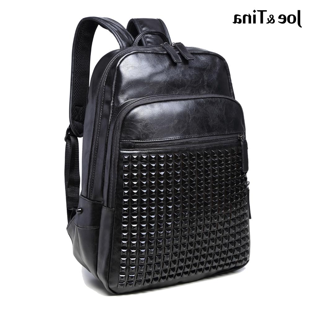 37.95$  Buy now - https://alitems.com/g/1e8d114494b01f4c715516525dc3e8/?i=5&ulp=https%3A%2F%2Fwww.aliexpress.com%2Fitem%2FJoe-Tina-Hot-Fashion-Women-Backpack-Good-Quality-Rivet-School-Backpacks-For-Teenage-Girls-Women-Pu%2F32751302140.html - Joe&Tina Hot Fashion Women Backpack Good Quality Rivet School Backpack For Teenage Girls Women Pu Leather Backpack Female Travel