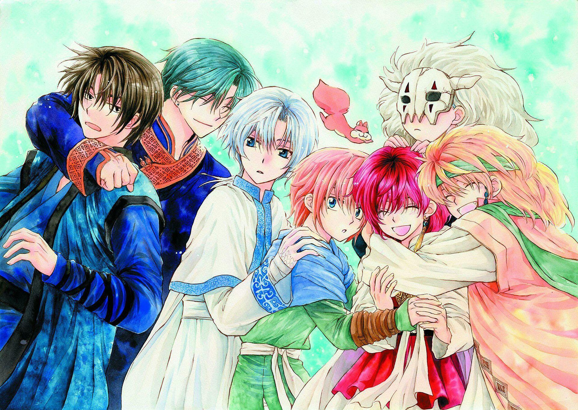 kumpulan Gambar Anime Jepang [ Req Off Sementara ] Yona