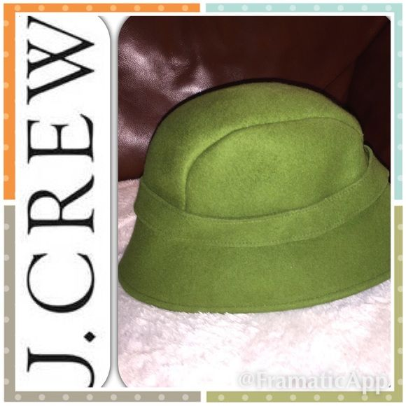 J.CREWbucket hat New without tags.. Listing is for hat only.. Scarf is also J.CREW in separate listing.. Bundle and save! J. Crew Accessories Hats