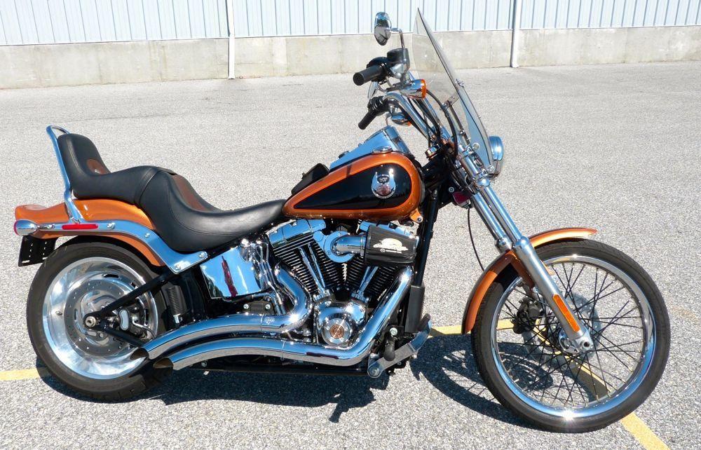2008 HarleyDavidson® FXSTC Softail Custom Anniversary