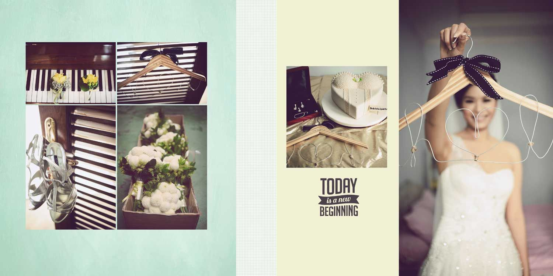 Wedding Day Album Design Photo By Hop Edit Design By Wenny Lee Album Design Wedding Album Design Wedding Album