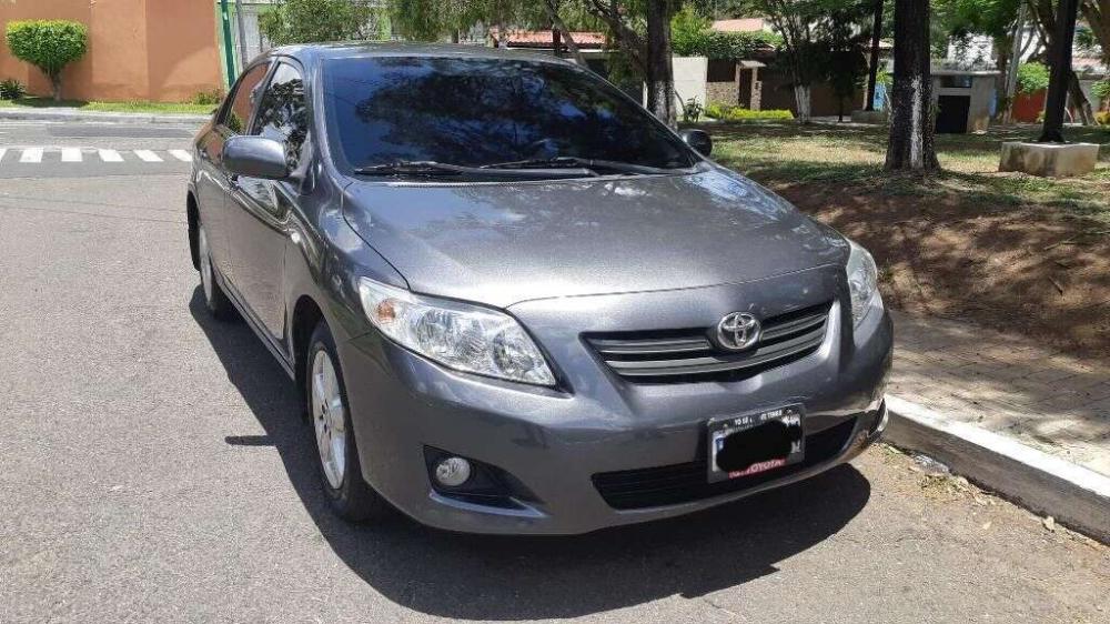 Vendo Toyota Corolla Agencia Mecanico Venta De Carros En