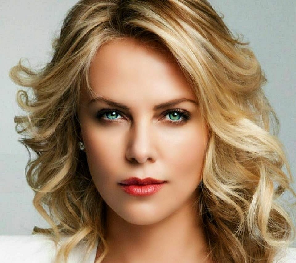 Charlize Theron Ny Blondes: Pin By Nelie Ras On Hair Loss In 2019