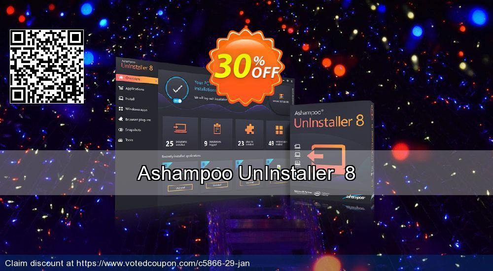 Ashampoo UnInstaller Coupon 60% discount code, Exclusive
