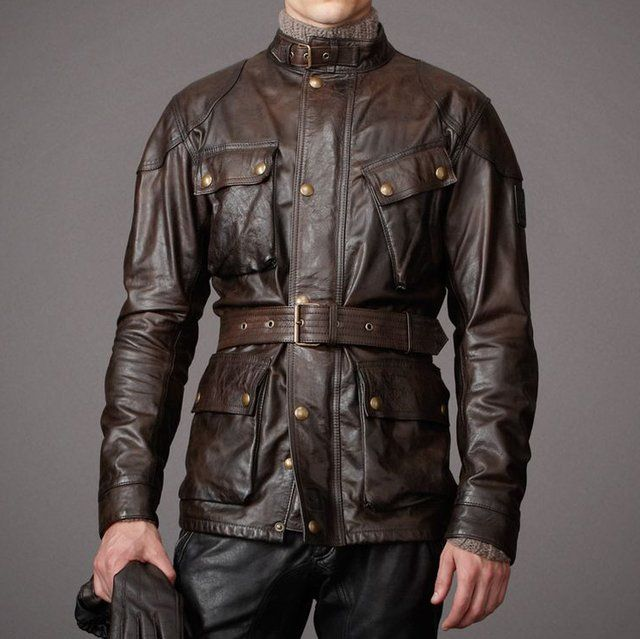 The Panther Jacket by Belstaff
