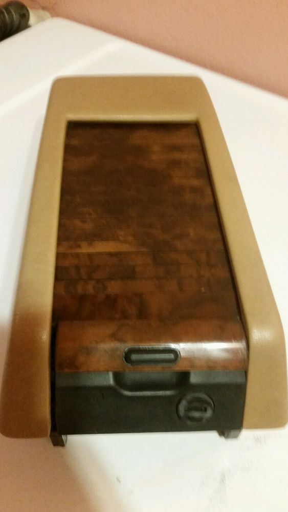Details about Mercedes Center Console Storage Box W126 280