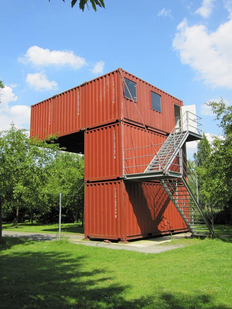 Commercial residential shipping container primer rscp - Contenedores casas prefabricadas ...