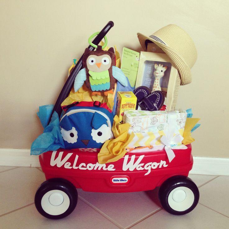 baby welcome wagon baby shower gift welcome wagon baby