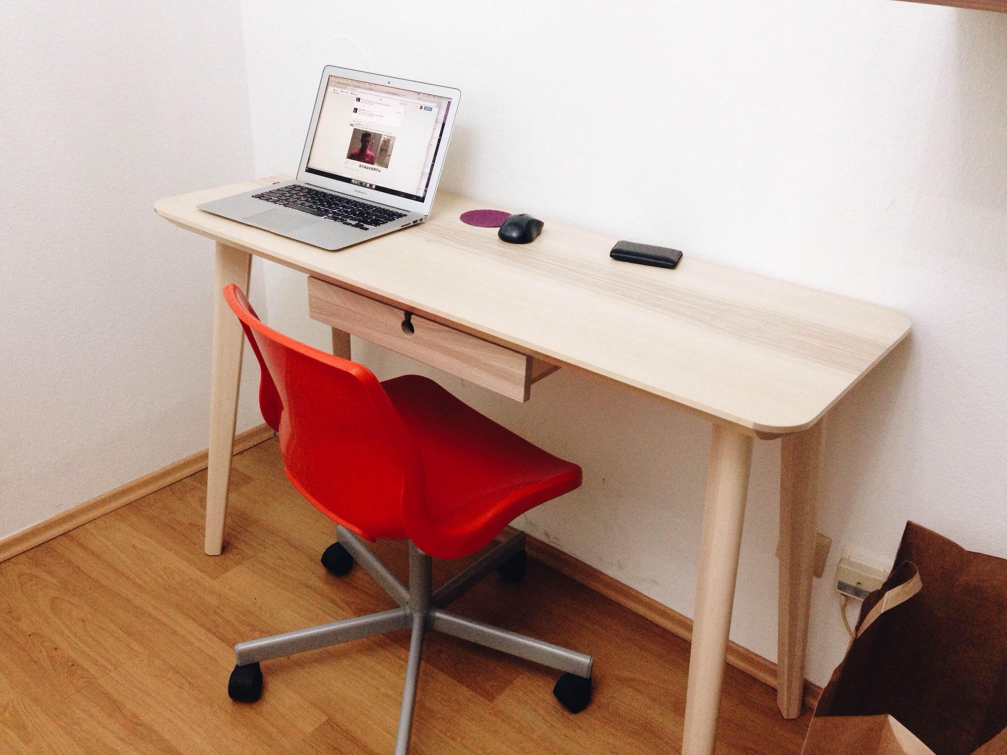 Ikea lisabo desk Поиск в google interior in desk room