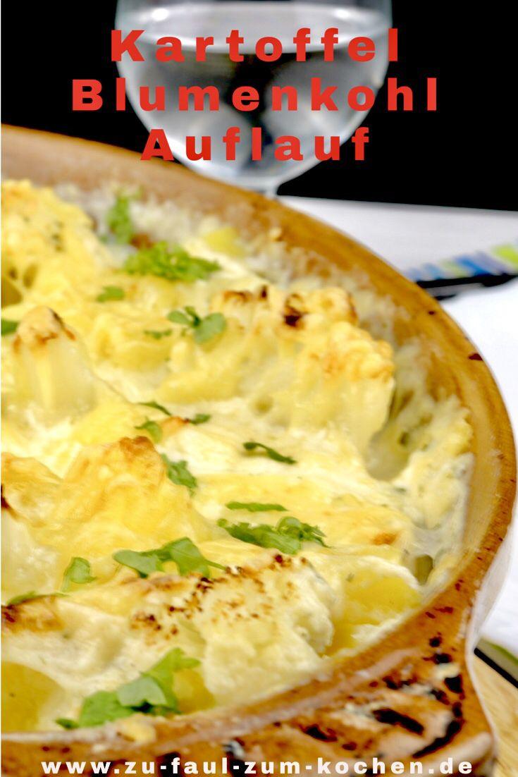 Photo of Potato Cauliflower Casserole – Too Lazy to Cook?