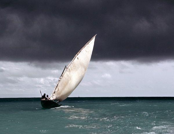 Horizon, Tanzania by Lisa Kristine
