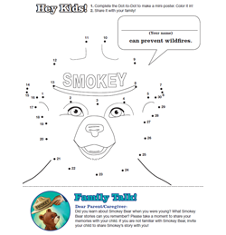 Smokey Bear Resources Fire Safety Preschool Smokey The Bears Fire Prevention Activities