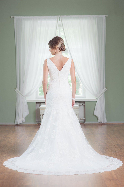 Mecco wedding dress MW10052