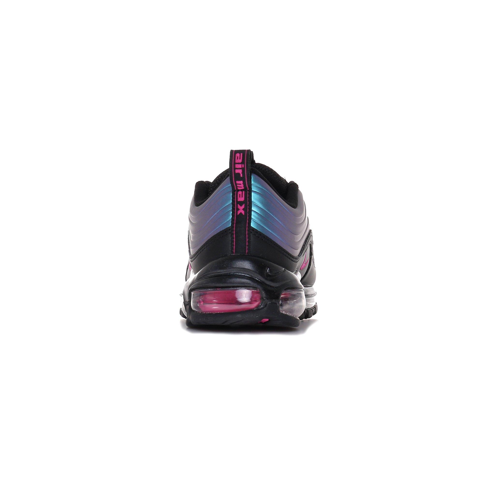 Nike Air Max 97 LX BlackThunder GreyLaser Fuchsia