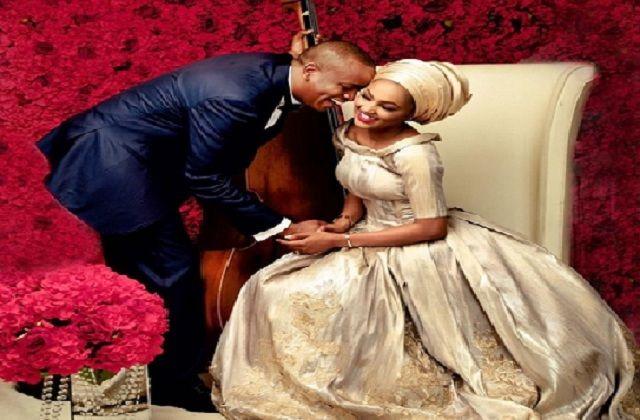 """I am a proud fulani bride"" – Zahra Buhari-Indimi says… Read!"
