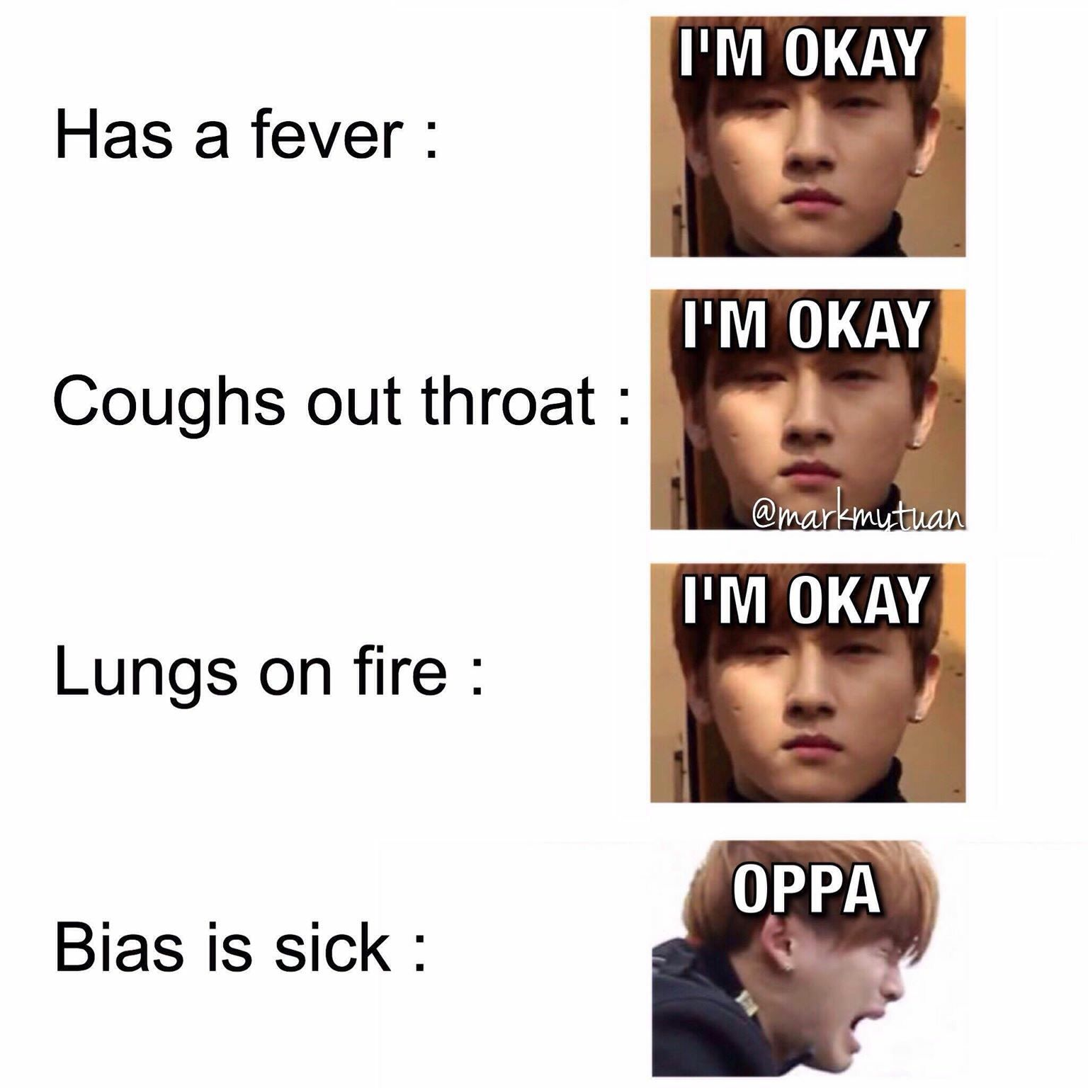 When Kookie got sick and couldn't perform | Koreaboo central