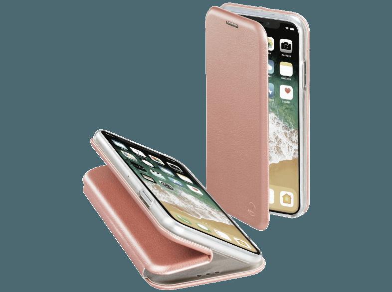 HAMA Curve Bookcover Apple iPhone Xs Max Polyurethan (PU