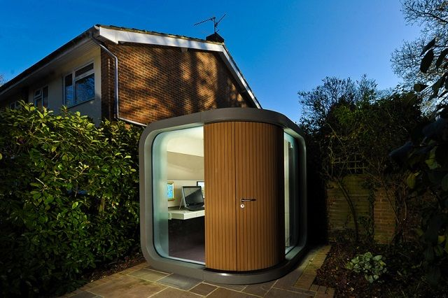 OfficePOD: Home Office - Interesting Creative Designs