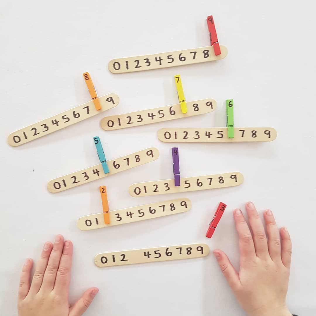 Missing Numbers This Activity Is Great For Learning