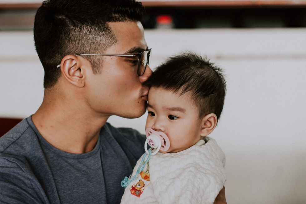 Why yearofthemother is good for dads, too in 2020