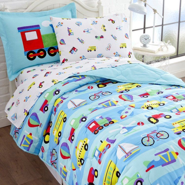 On The Go Bed In A Bag Comforter sets, Full comforter