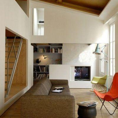 Marie Claire Maison Avec Images Amenagement Petit Appartement Amenagement Petit Salon Idees Loft