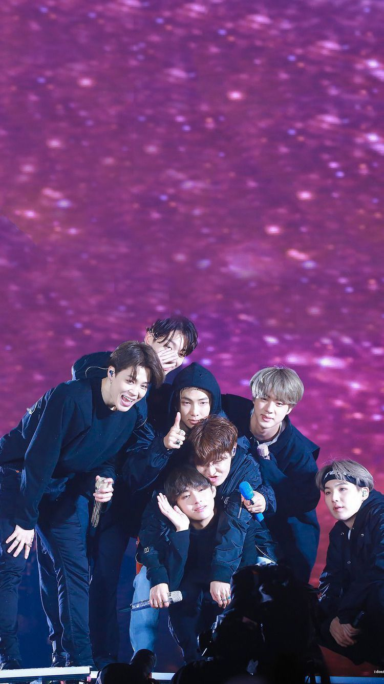 Bts Wallpapers Ot7 Namjoon Bts Wallpaper Bts Concert Bts Pictures Bts group photo hd wallpaper