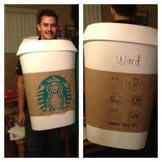 Coffee Cup Costume - Bing Images                                                                                                                                                                                 More