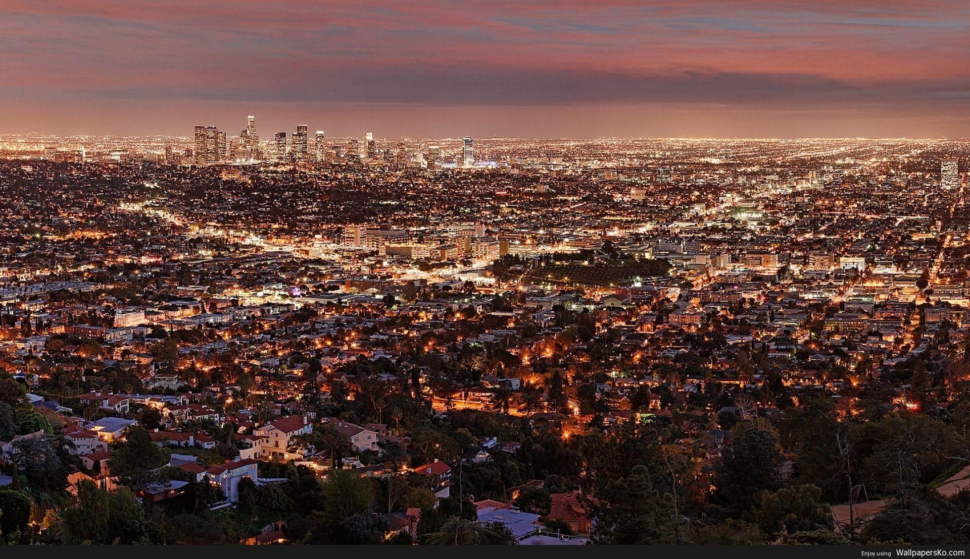 Los Angeles 1920x1080 Http Wallpapersko Com Los Angeles 1920x1080 Html Hd Wallpapers Downloa Los Angeles Wallpaper City Los Angeles California Photography