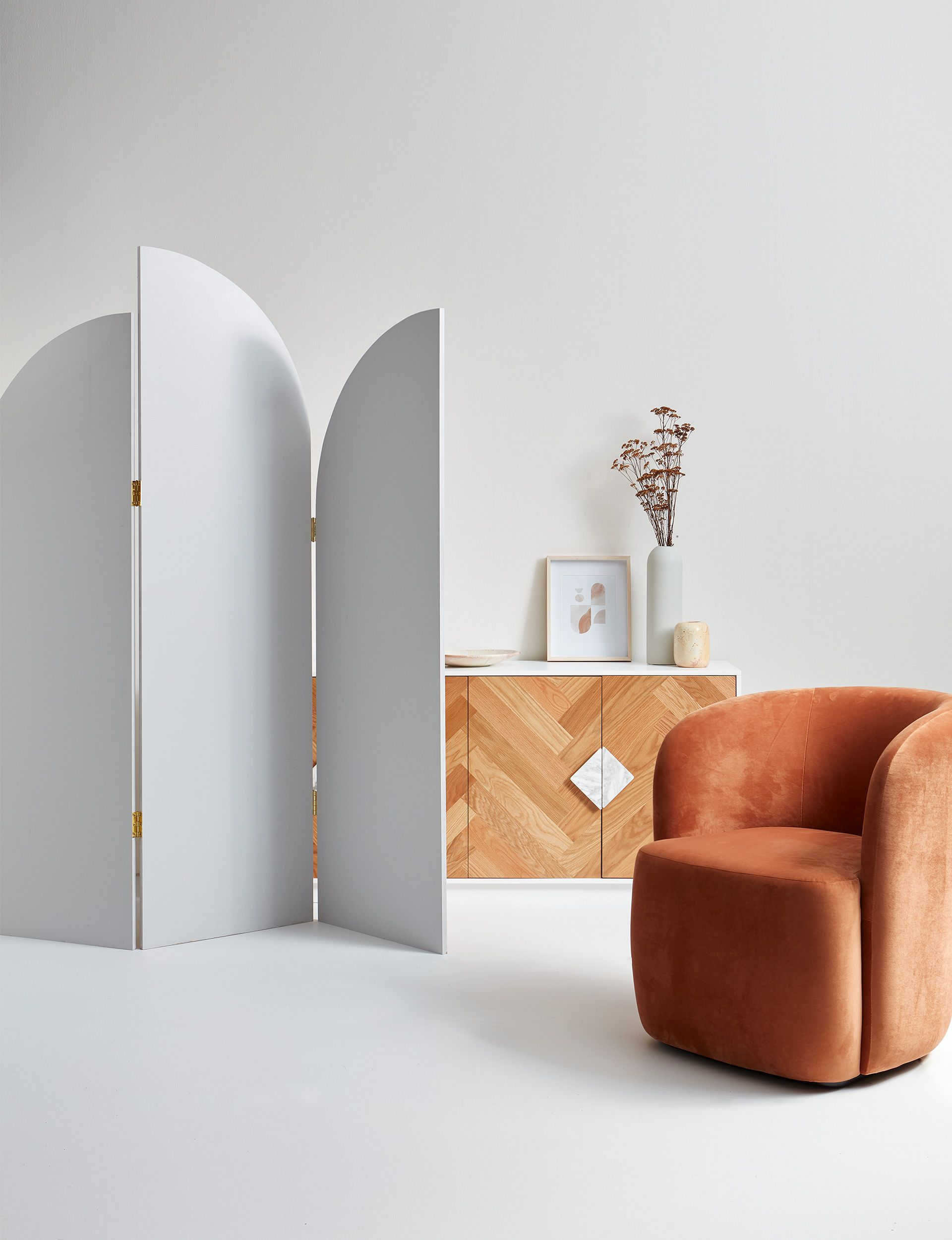 These Simple Steps Will Make Creating Your Own Room Divider Easy Room Diy Home Decor All Modern