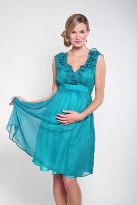 03e6238e7 Vestidos De Coctel Para Embarazadas. Cuando hablamos de un vestido coctel