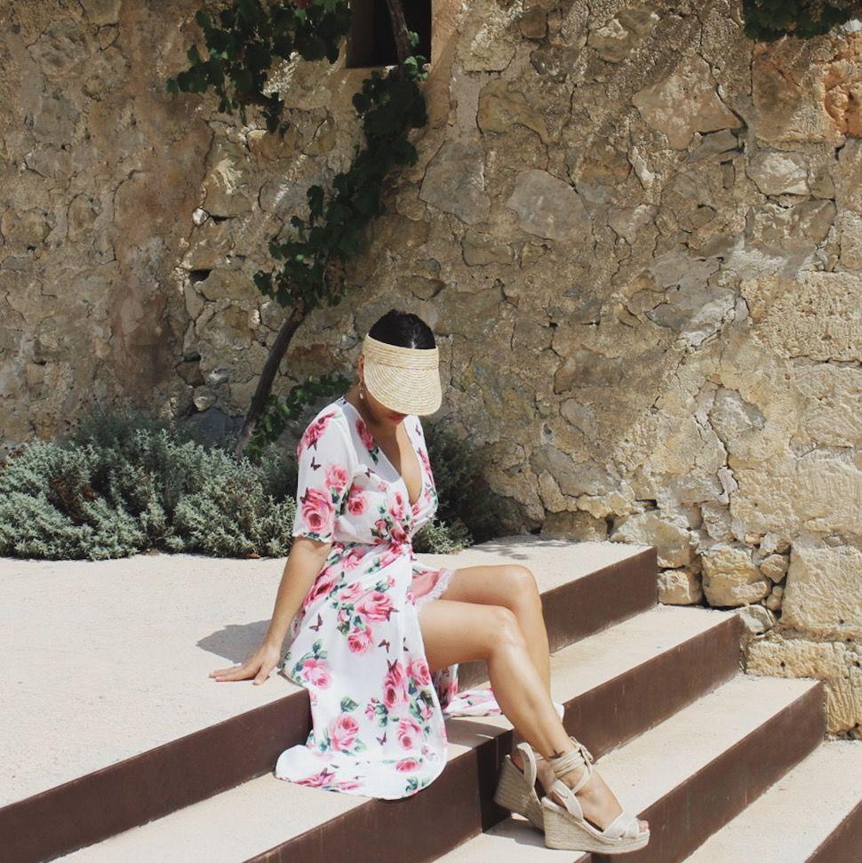 Visera De Mimbre Magazine By Aurora Vega Estilo Blogger Marypaz Vestidos Transparentes
