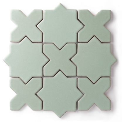3169fe5f3c371 Fireclay On Pattern  Star   Cross   Fireclay Tile Design and Inspiration  Blog   Fireclay Tile