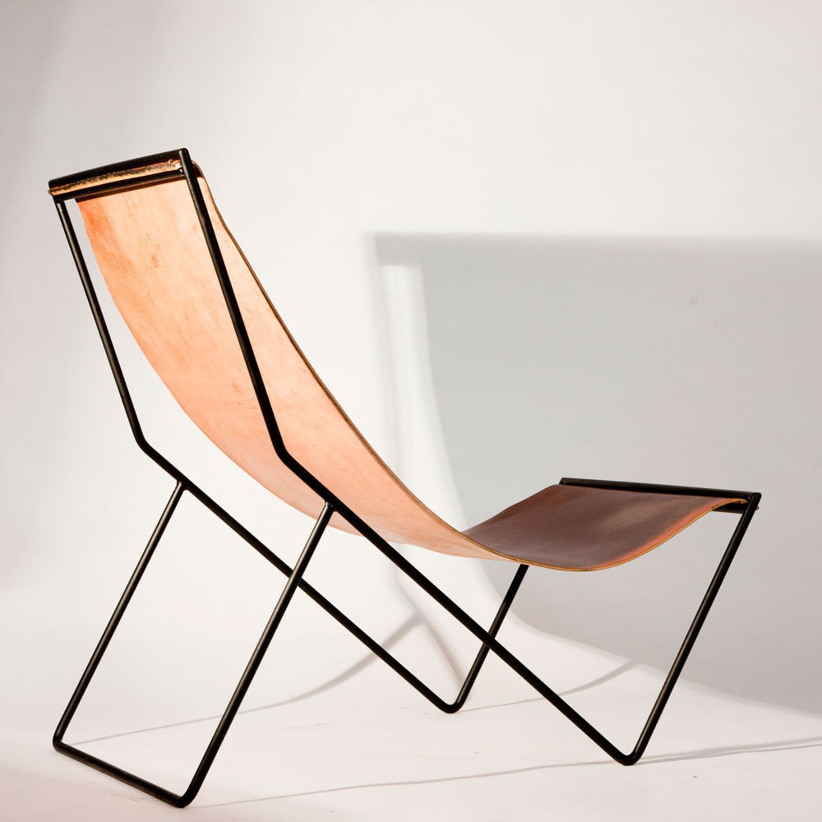 Sling Shots 7 Ways to Design With the Versatile Sling Chair by Diana… is part of Furniture - Reduced in form, the Sit and Read Sling Chair by Kyle Garner boasts a refined silhouette  Sling Shots 7 Ways to Design With the Versatile Sling Chair by Diana Budds  Browse inspirational photos of modern homes