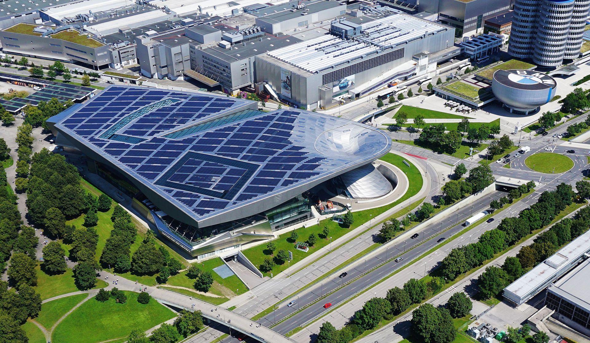 Coop Himmelb L Au Modlar Com Roof Solar Panel Birds Eye Birds Eye View