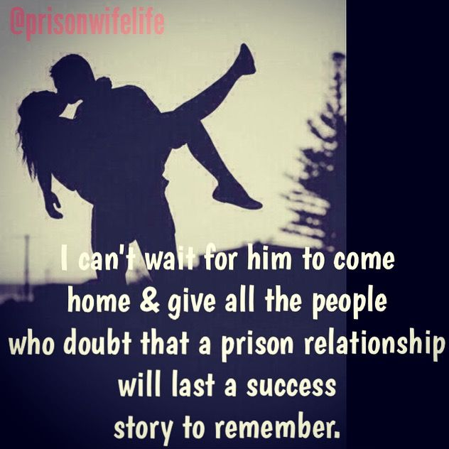 Pin By Johnna DiGrigoli On Prison Wife Life